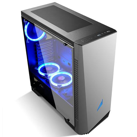 Imagem de PC Gamer Easypc Battle Intel Core i5 6GB (GeForce GTX 1050 Ti 4GB) HD 500GB