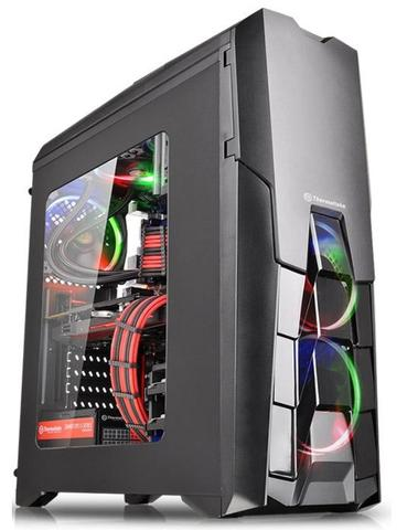 Imagem de PC Gamer EasyPC Extreme Intel Core i7 16GB (ASUS GeForce GTX 1070 8GB) HD 3TB Gabinete Thermaltake