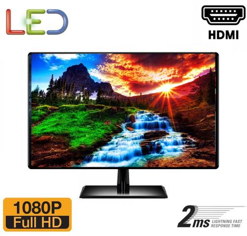 Imagem de PC Gamer EasyPC SilverShield Intel Core i5 8GB (GeForce GTX 1050 2GB) HD 2TB Monitor Full HD 21.5