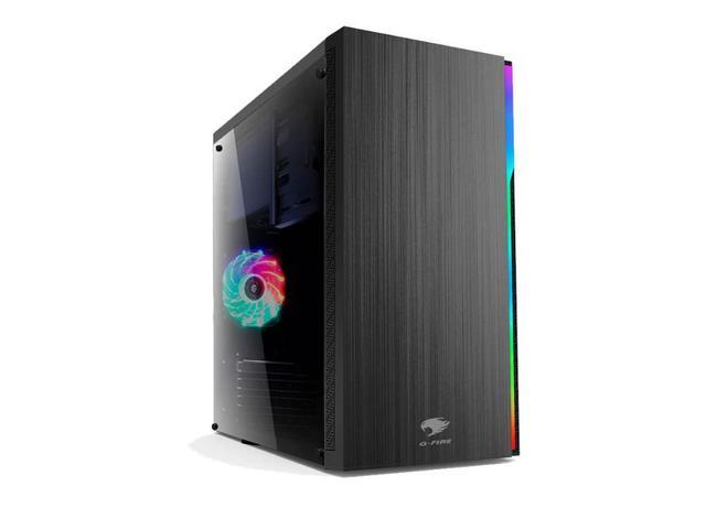 Desktop G-fire Gamer Htg-567 Amd Ryzen 3 3200g 3.60ghz 8gb 120gb Amd Radeon Vega 8 Windows 10 Pro Sem Monitor