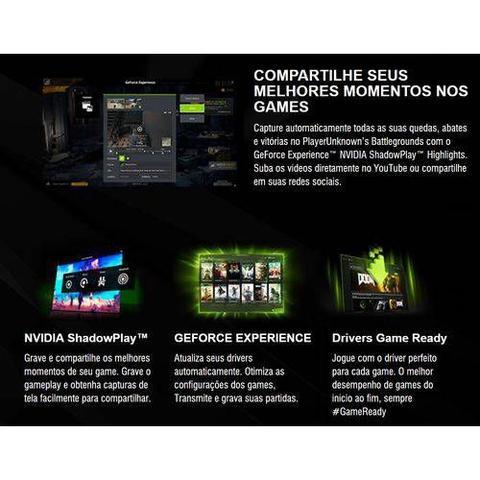 Imagem de Pc Gamer Intel Core i5 8GB HD 1TB Geforce GTX 1050 Ti 4GB DDR5 com Monitor 21,5 Full HD EasyPC
