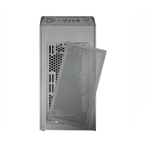 Imagem de PC Gamer Intel Core i5 9400 9ª Geração 8GB SSD 240GB Fonte 500W Windows 10 CertoX BRAVE 5119
