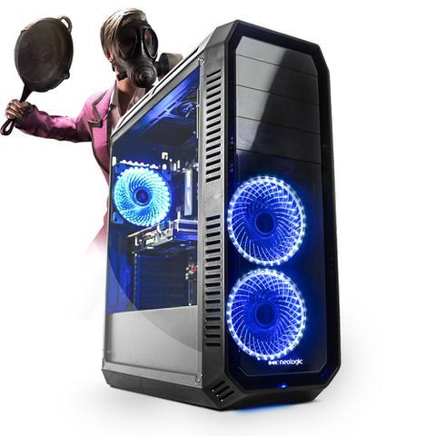 Imagem de Pc Gamer Neologic NLI81215 Intel i5-9400F 8GB (GTX 1650 4GB) 1TB