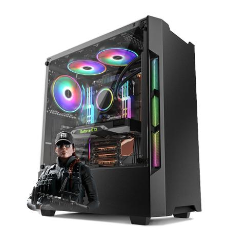 Imagem de PC Gamer Neologic Rainbow Six NLI81664 Intel i5-9400F 8GB (GTX 1650 4GB) 1TB