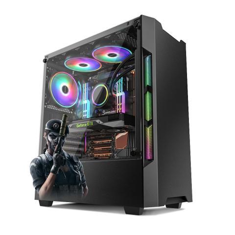 Desktop Neologic Gamer Nli81665 I5-9400f 2.90ghz 8gb 1tb Geforce Gtx 1660 Windows 10 Pro Sem Monitor