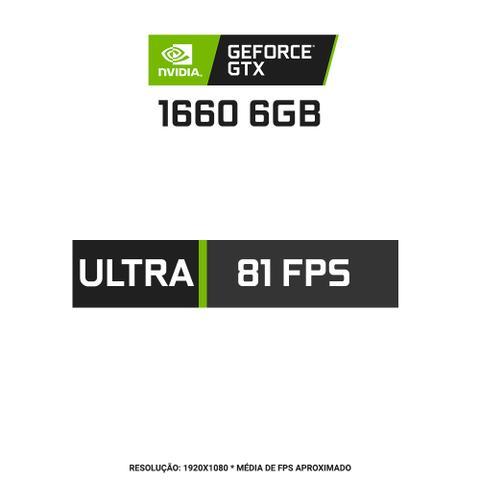Imagem de PC Gamer Neologic Rainbow Six NLI81665 Intel i5-9400F 8GB (GTX 1660 6GB) 1TB