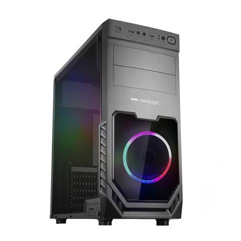 Desktop Neologic Gamer Nli81722 Amd Ryzen 3 2200g 3.50ghz 8gb 480gb Amd Radeon Vega 8 Windows 10 Pro Sem Monitor