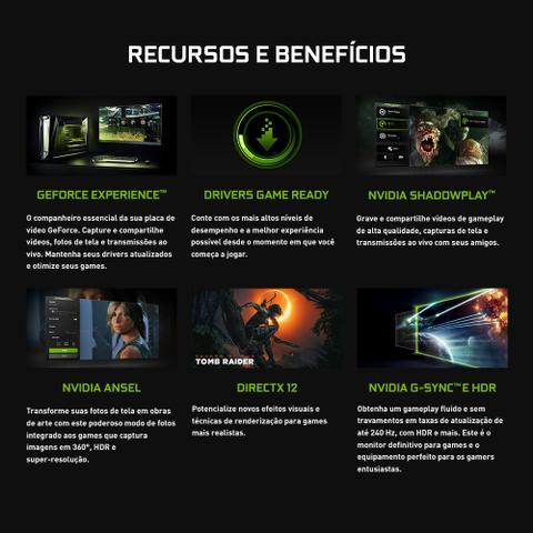 Imagem de Pc Gamer Smart Pc SMT81261 Intel i5 8GB (GeForce GTX 1650 4GB) 1TB