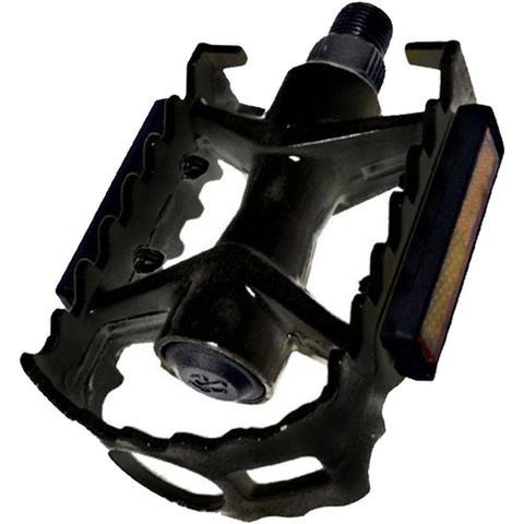 Imagem de Pedal aluminio basico rosca grossa