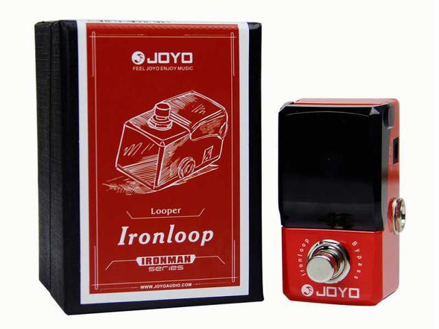 Imagem de Pedal de Loop Joyo JF-329 Ironloop
