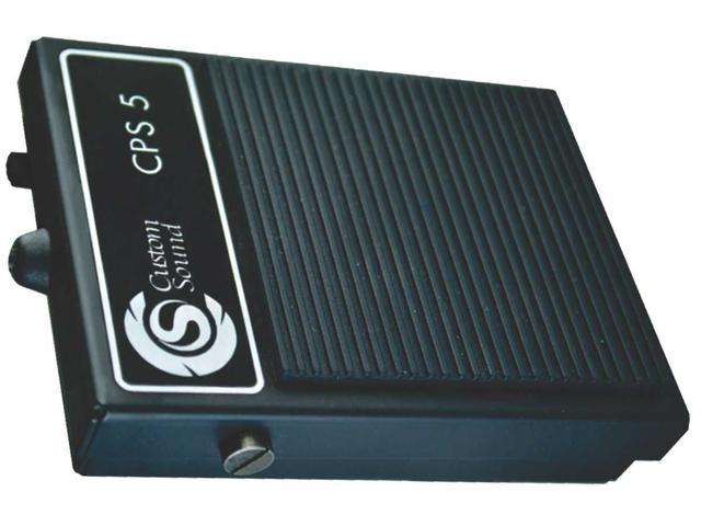 Imagem de Pedal De Sustain Para Teclado Custom Sound CPS 5