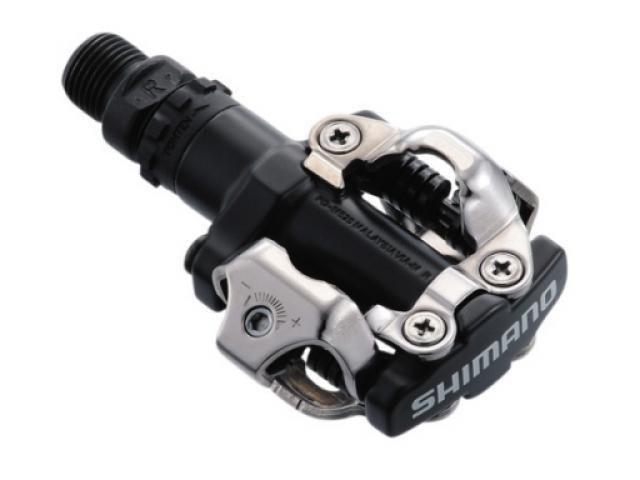 Imagem de Pedal MTB Alumínio PD-M520 Shimano Preto