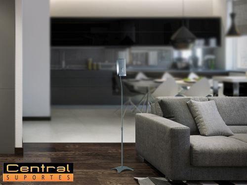 Imagem de Pedestal para Home Theater SR11 ELG Prata