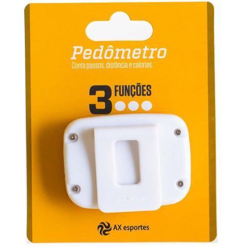 Imagem de Pedômetro Digital AX Esportes com 3 Funções - FA507