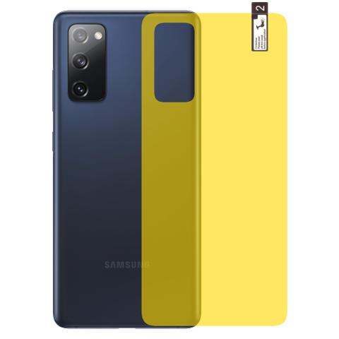 Imagem de Pel. Gel/Silicone Traseira Galaxy S20 Fan Edition SM-G780F