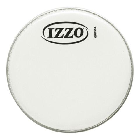 Imagem de Pele 10 leitosa grossa nylon P2 Izzo repinique pandeiro repique - batedeira 190 microns