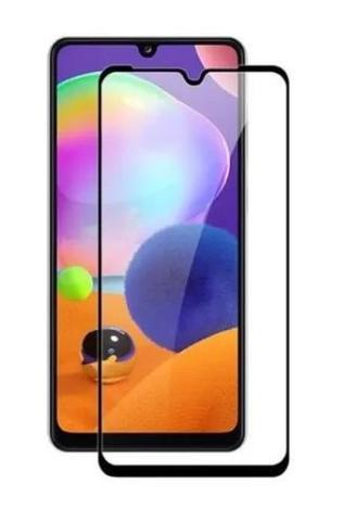 Imagem de Película 3d De Vidro Samsung Galaxy A02S + Capa Anti Impactos
