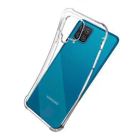 Imagem de Película 3d De Vidro Samsung Galaxy A12 + Capa Anti Impactos
