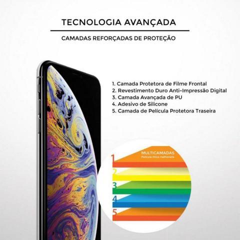 Imagem de Película Coverage Color para Samsung Galaxy S20 FE - Gshield