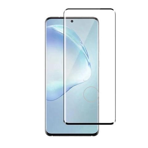 Imagem de Película Curvada 3D + Protetor Câmera Gel Samsung S20 Plus
