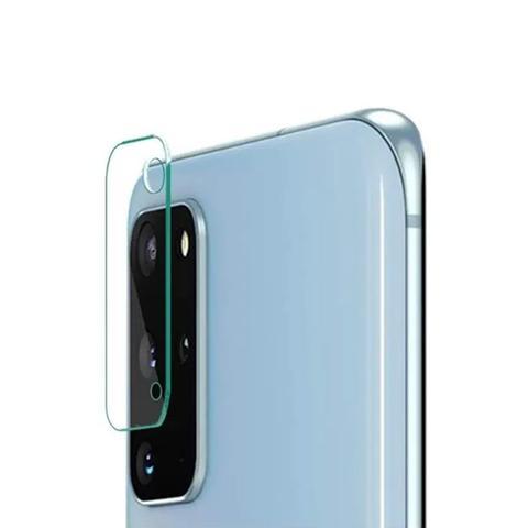 Imagem de Película Curvada 3D + Protetor Câmera Vidro Samsung S20 Plus