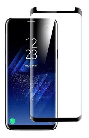 Imagem de Película De Gel 5d Samsung Galaxy S8 Nano Gel