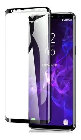 Imagem de Película De Gel 5d Samsung Galaxy S8 Plus Nano Gel