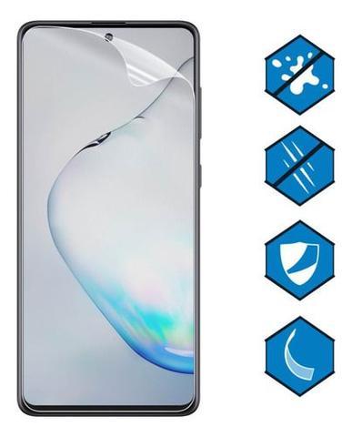 Imagem de Película De Gel Flexível Para Galaxy Note 10 Lite Tela 6.7 Full Cover - Cobre as Bordas Curvadas