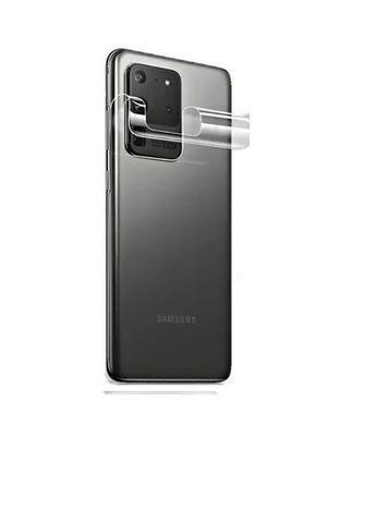 Imagem de Película De Nano Gel Flexivel Frente e Verso Anti Risco Samsung Galaxy S20 ULTRA