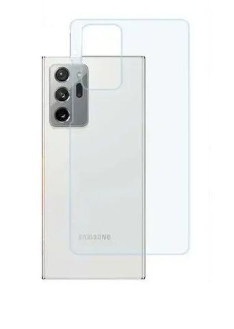 Imagem de Película De Nano Gel Flexivel Verso e Frontal Anti Risco Samsung Galaxy Note 20 Ultra 6.9
