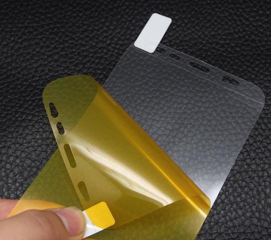 Imagem de Película De Nano Gel Verso Traseiro Anti Risco Motorola Moto G9 Plus