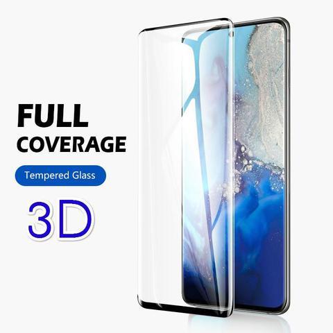 Imagem de Película De Vidro Anti risco 3D 5D 9D Samsung Galaxy S20 FE Tela 6.5