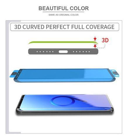 Imagem de Película De Vidro Flexível Galaxy S10 Plus Curvada S10+ 9h