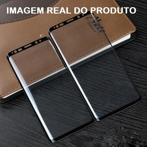 Imagem de Pelicula De Vidro Galaxy S9 Plus - 5D Curvada Cola a Tela Toda