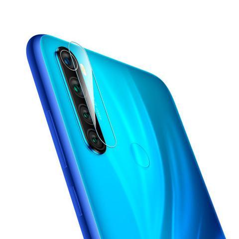 Imagem de Película de vidro para câmera smartphone xiaomi redmi note 8