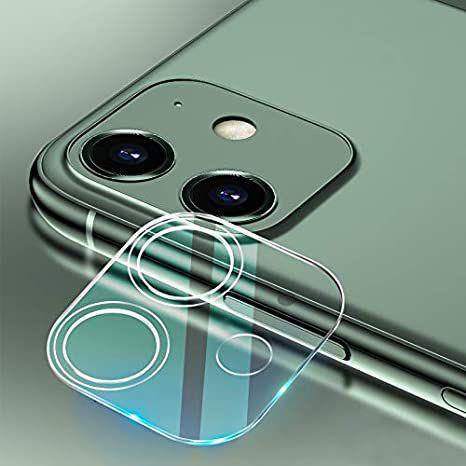 Imagem de Película de Vidro para Lente Câmera Iphone 11 6.1