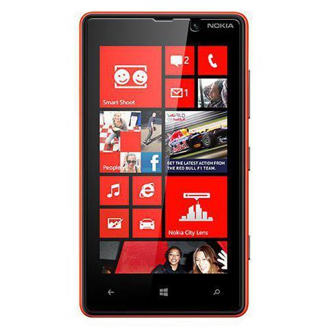 Imagem de Película de Vidro para Nokia Lumia 820 N820