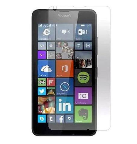 Imagem de Pelicula de Vidro Para Smartphone Nokia Lumia N640