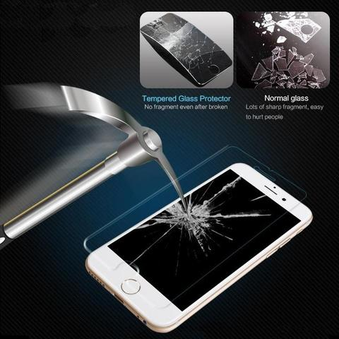 Imagem de Pelicula de Vidro Para Smartphone Xperia Z1 mini compact D5503