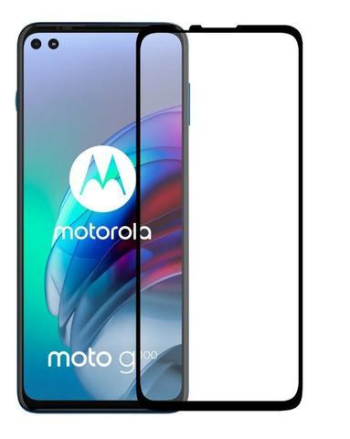 Imagem de Película De Vidro Temperada 9H Anti risco 3D 5D 9D Motorola Moto G60 Xt2135-1
