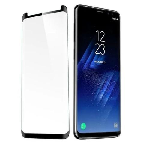 Imagem de Película De Vidro Temperado 3d Com Borda curvada Galaxy S8 / S9 samsung