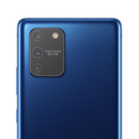 Imagem de Película Gel e Verso + Câmera + Capa Galaxy S10 Lite 2020