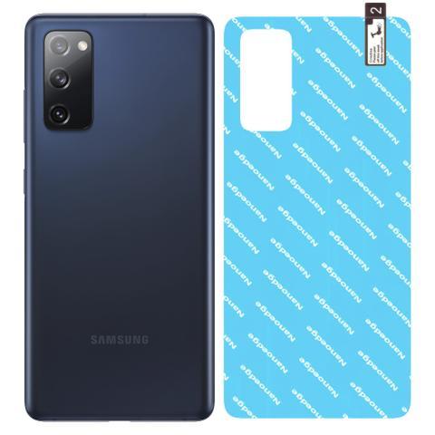 Imagem de Película Gel/Silicone Frente e Verso Galaxy S20 FE SM-G780F