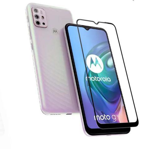 Imagem de Película Motorola Moto G10 5D Nano Cerâmica Dupla-Camada