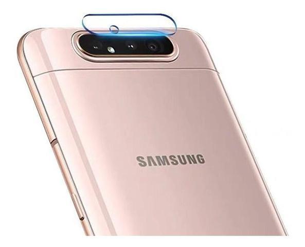 Imagem de Película Nano Gel Flexível P/ Lente de Câmera Samsung Galaxy A80