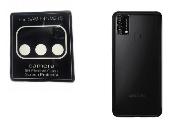 Imagem de Película Nano Gel Flexível P/ Lente de Câmera Samsung Galaxy M21S