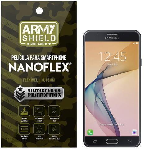 Imagem de Película NanoFlex FRONTAL Samsung Galaxy J7 Prime  - Armyshield