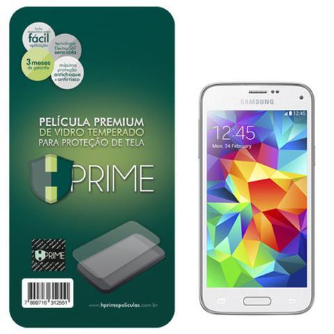 Imagem de Película Premium Hprime p/ Smartphone Samsung Galaxy S5 Mini Invisível