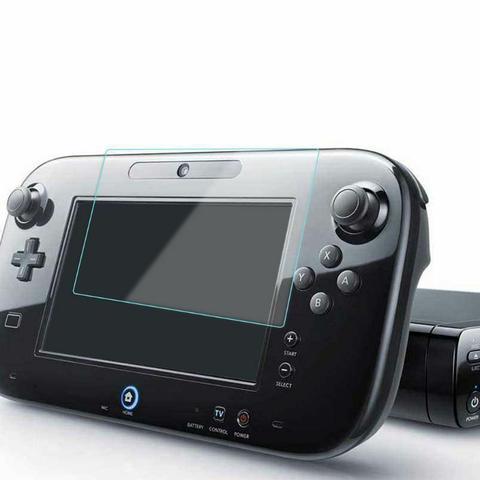 Imagem de Película Protetora Original Hori P/ Nintendo Wii U Game Pad