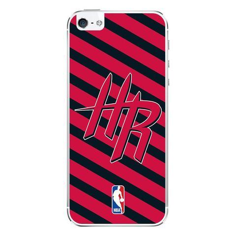 Imagem de Película Protetora - Sticker Back NBA - Iphone 5 5S SE Houston Rockets - SB107